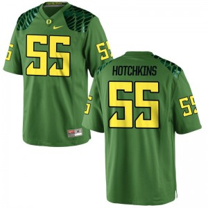 A.J. Hotchkins Oregon Ducks Jersey Limited Men Apple Green