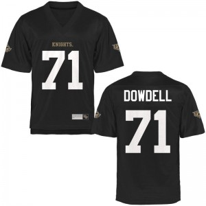 Aaron Dowdell Kids Jersey Medium Limited Black University of Central Florida