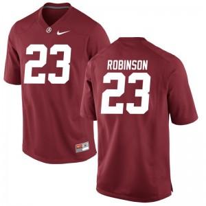 Aaron Robinson Jersey University of Alabama Red Limited Men University Jersey