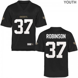 UCF Knights Aaron Robinson Jerseys S-XL Limited Black For Kids