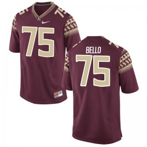 Abdul Bello Limited Jersey Mens College Florida State Garnet Jersey