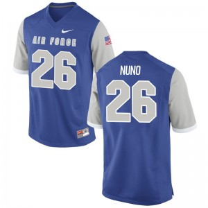 Air Force Abraham Nuno Jerseys XXX Large Royal Limited Mens