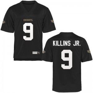Adrian Killins Jr. UCF Jersey XL Black Men Limited