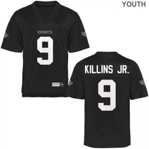 Knights Black Youth Limited Adrian Killins Jr. Jerseys XL