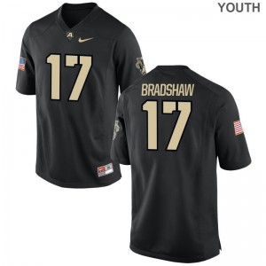 Army Ahmad Bradshaw Jerseys X Large Black Limited Youth(Kids)
