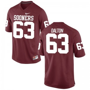 Limited Alex Dalton Jersey XL Mens OU Sooners - Crimson