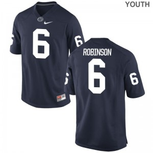 Penn State Nittany Lions Andre Robinson Limited For Kids Jersey S-XL - Navy