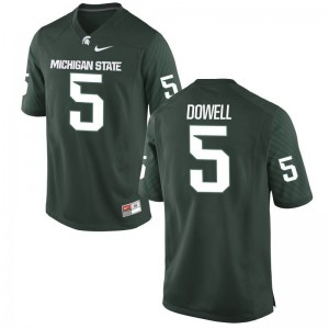 Michigan State For Men Limited Andrew Dowell Jersey Mens Large - Green