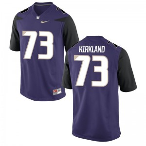 Andrew Kirkland UW Mens Limited Jersey Small - Purple