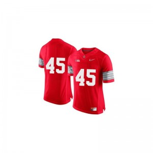 Ohio State Archie Griffin Jersey Small Limited Youth(Kids) - Red Diamond Quest Patch
