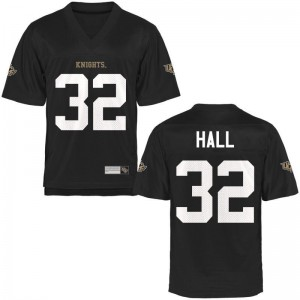 UCF Knights Ashton Hall Jerseys Limited For Men - Black