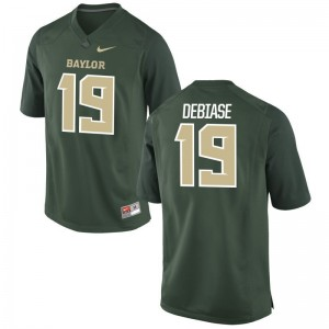 Augie DeBiase For Men Jersey Mens XXL University of Miami Limited Green
