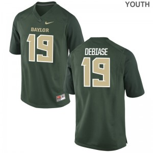 Miami Augie DeBiase Jersey Youth Large Kids Limited Jersey Youth Large - Green