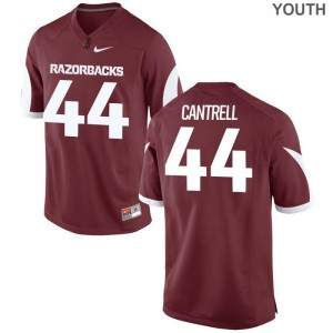 Austin Cantrell Jersey Large Arkansas Youth(Kids) Limited - Cardinal