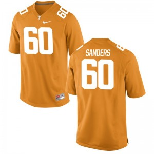 Limited UT Austin Sanders Youth Jersey Small - Orange