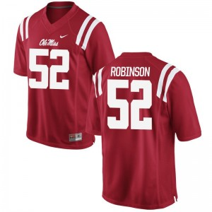 Ole Miss Austrian Robinson Jerseys Limited Men - Red