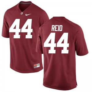 Bama Red Limited Men Avery Reid Jerseys Men Small