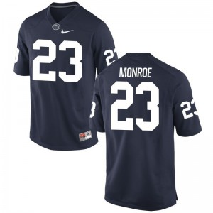 Nittany Lions Ayron Monroe Jersey Men Limited Navy Jersey