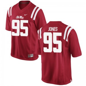 Rebels Benito Jones Jerseys Red Limited Mens