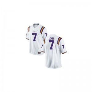 Louisiana State Tigers Limited Mens Bert Jones Jerseys Mens XXXL - White