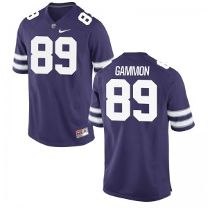 KSU Jersey XXL Blaise Gammon Limited For Men - Purple