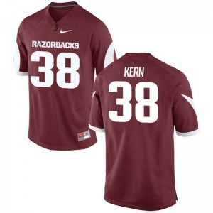 Blake Kern Jersey Arkansas Cardinal Limited Mens University Jersey