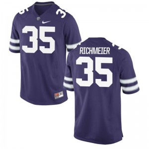 Kansas State University Blake Richmeier Limited For Men Jersey 3XL - Purple