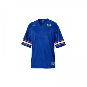 Blank University of Florida Jerseys S-XL Youth Limited Jerseys S-XL - Blue
