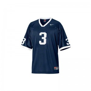Brandon Beachum Mens Nittany Lions Jerseys Navy Blue Limited College Jerseys