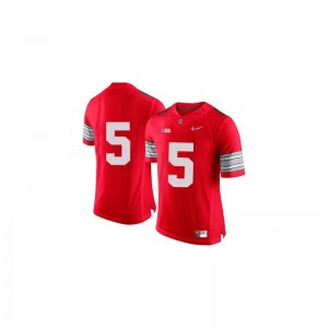 OSU Buckeyes Braxton Miller Jerseys Mens Medium Limited For Men Jerseys Mens Medium - Red Diamond Quest Patch