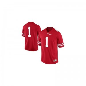OSU Braxton Miller Jerseys S-XL Red For Kids Limited