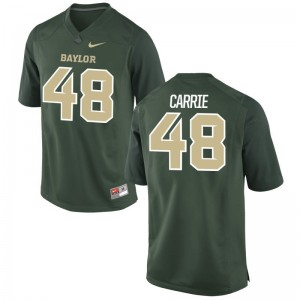 Miami Hurricanes Calvin Carrie Jersey Limited Mens - Green
