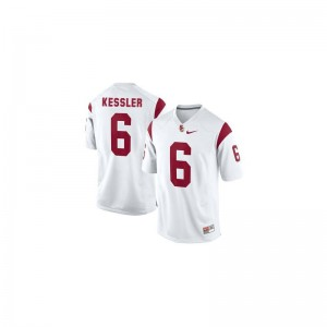 Cody Kessler For Men Jersey 3XL White USC Limited