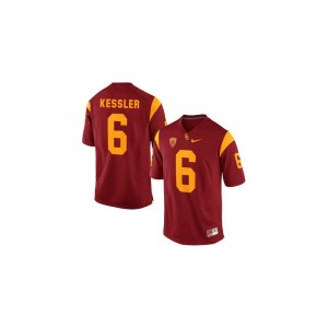 Youth Cody Kessler Jersey X Large Trojans Limited Cardinal