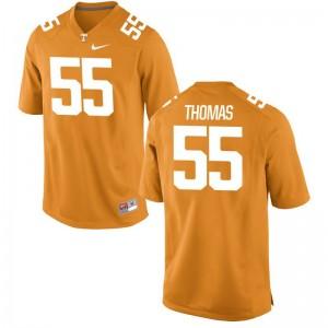 Coleman Thomas Jerseys Men Large Mens Tennessee Limited - Orange