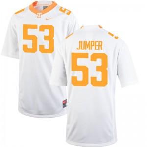 Colton Jumper Tennessee Vols Jerseys Men XXL Limited Men - White