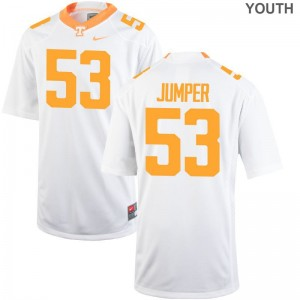 Tennessee Vols Limited Youth Colton Jumper Jerseys Large - White