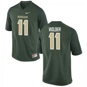 Miami Limited De'Andre Wilder For Men Jersey Medium - Green
