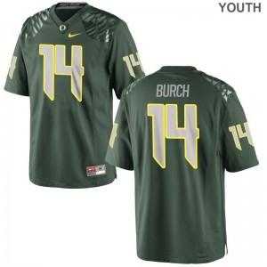 Demetri Burch Jersey S-XL Youth UO Limited Green