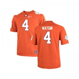 Limited Deshaun Watson Jersey Mens XL Clemson National Championship Men - Orange