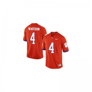 Deshaun Watson Clemson Tigers Jerseys Medium For Kids Limited - Orange