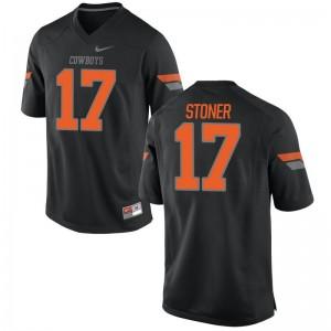 Oklahoma State Cowboys Dillon Stoner Limited Mens Jerseys - Black
