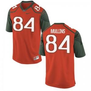 Dionte Mullins For Men Jersey XXXL Limited Hurricanes Orange