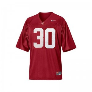 Mens Dont'a Hightower Jerseys High School Red Limited University of Alabama Jerseys