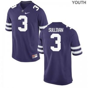 KSU Elijah Sullivan Kids Limited Purple Alumni Jerseys