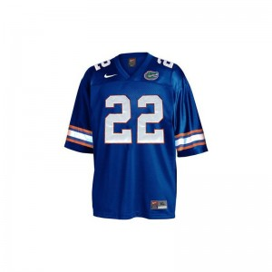 For Kids Limited Official Florida Jerseys Emmitt Smith Blue Jerseys
