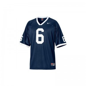 Penn State Nittany Lions Gerald Hodges Jerseys XXXL Limited For Men - Navy Blue