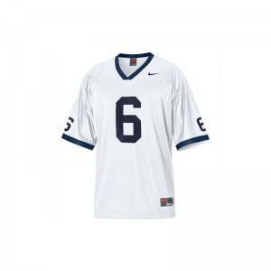 Gerald Hodges Jersey XXXL For Men Penn State Nittany Lions White Limited