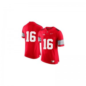 Ohio State Jerseys Youth XL of J.T. Barrett Limited For Kids - Red Diamond Quest Patch