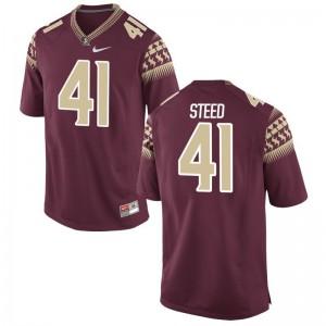 Jack Steed Seminoles Mens Jerseys Garnet Limited Jerseys